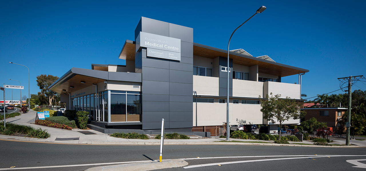 Kedron Wavell Medical Centre