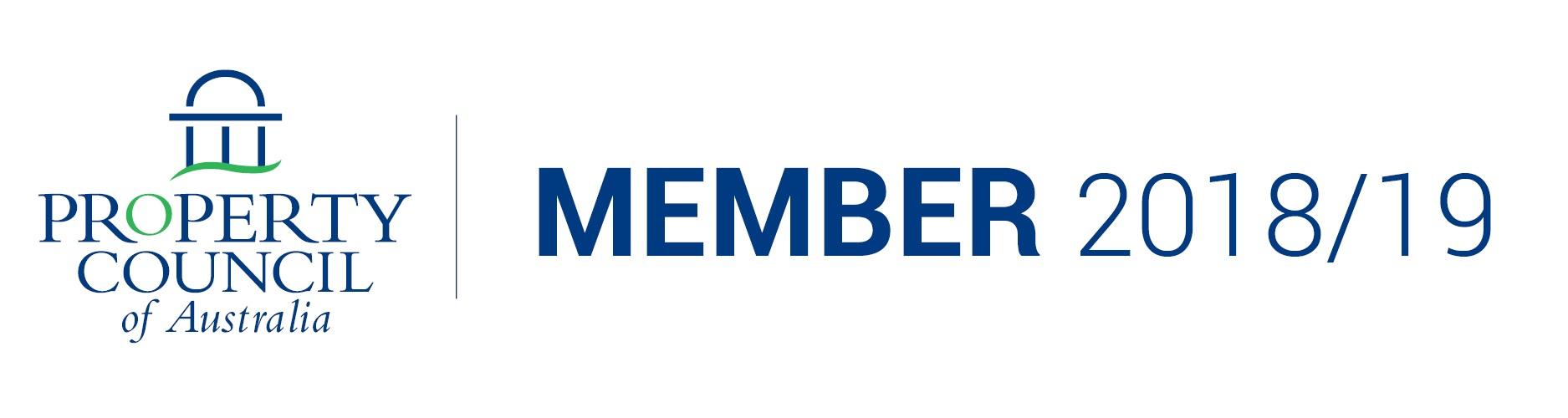 Property Council of Australia - Member 2018/19
